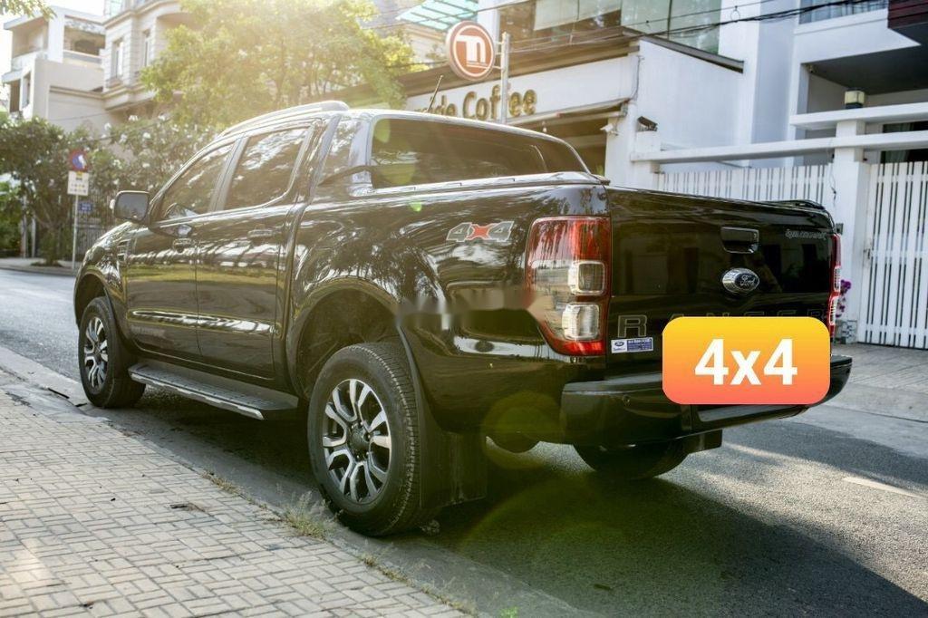 Bán Ford Ranger sản xuất năm 2019, màu đen, xe nhập, giá tốt (3)