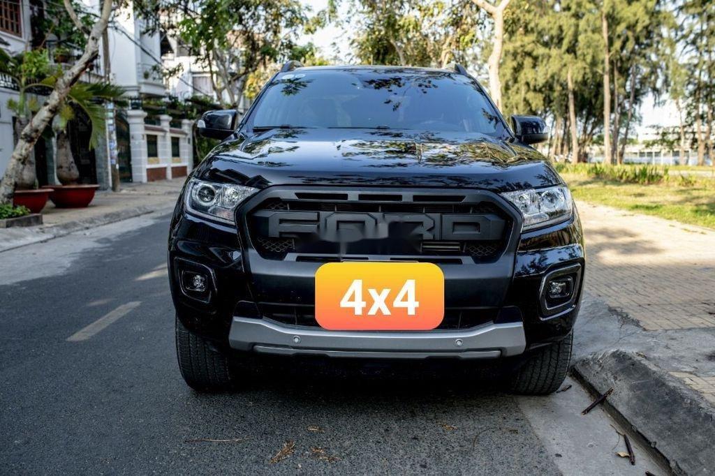 Bán Ford Ranger sản xuất năm 2019, màu đen, xe nhập, giá tốt (1)