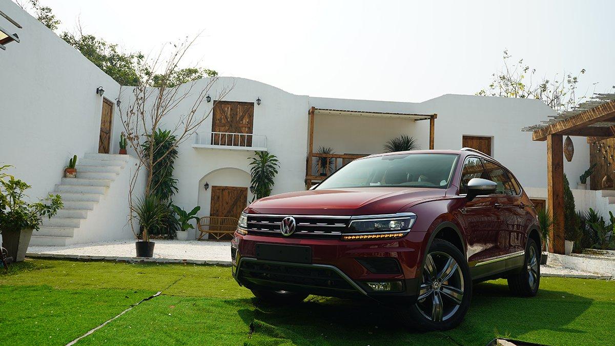Volkswagen Tiguan tiếp tục ưu đãi cho 2 phiên bản Luxury và Luxury S.