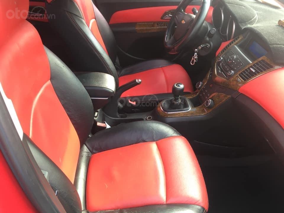 Cần bán gấp Chevrolet Cruze năm 2014, màu đỏ, nhập khẩu, giá chỉ 315 triệu (9)