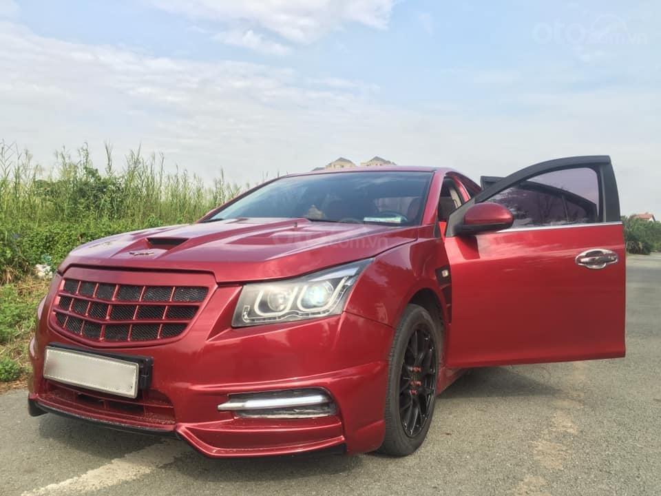 Cần bán gấp Chevrolet Cruze năm 2014, màu đỏ, nhập khẩu, giá chỉ 315 triệu (1)