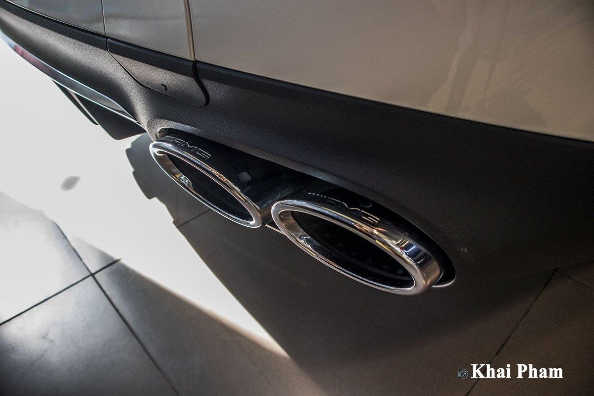 Ảnh Ống xả xe Mercedes-AMG GT53 2020 a1