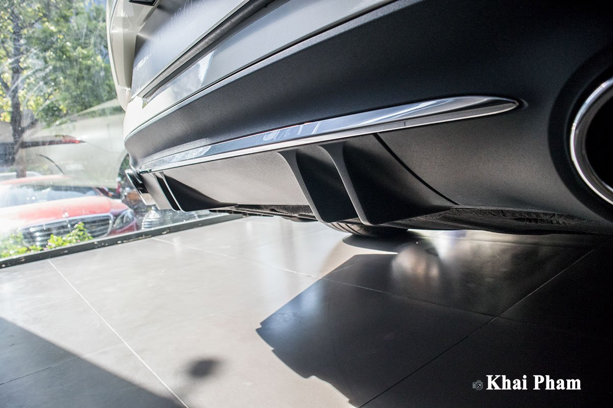 Ảnh Cản sau xe Mercedes-AMG GT53 2020