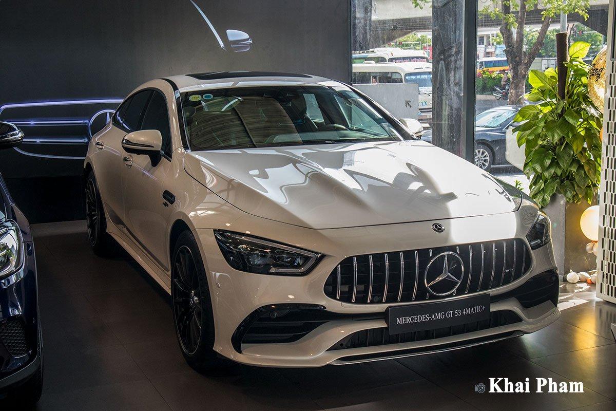 Ảnh Tổng quát xe Mercedes-AMG GT53 2020