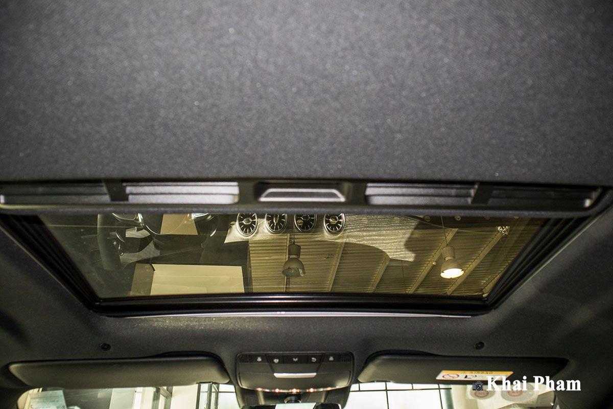 Ảnh Cửa sổ trời xe Mercedes-AMG GT53 2020
