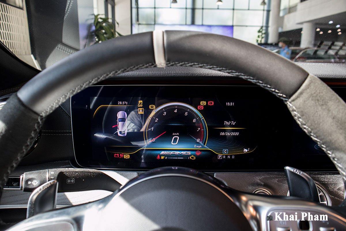 Ảnh Đồng hồxe Mercedes-AMG GT53 2020