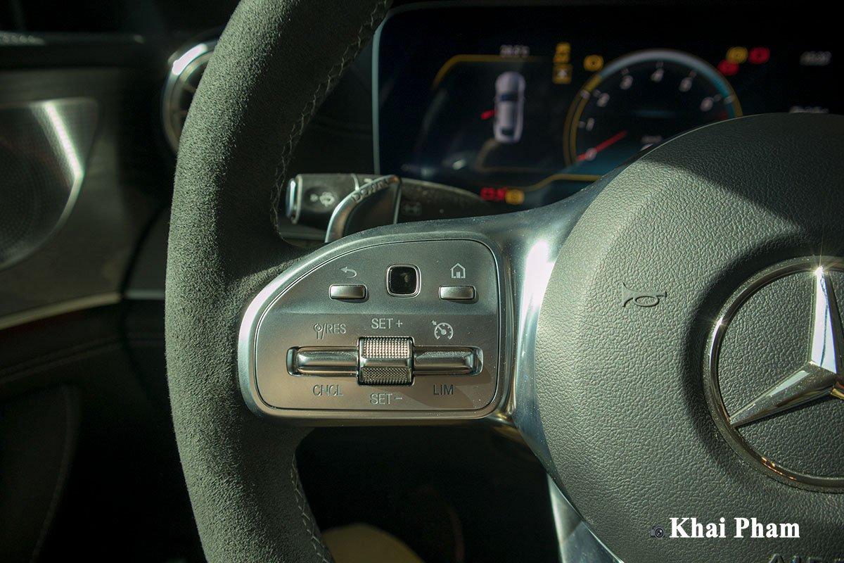 Ảnh Nút bấm xe Mercedes-AMG GT53 2020