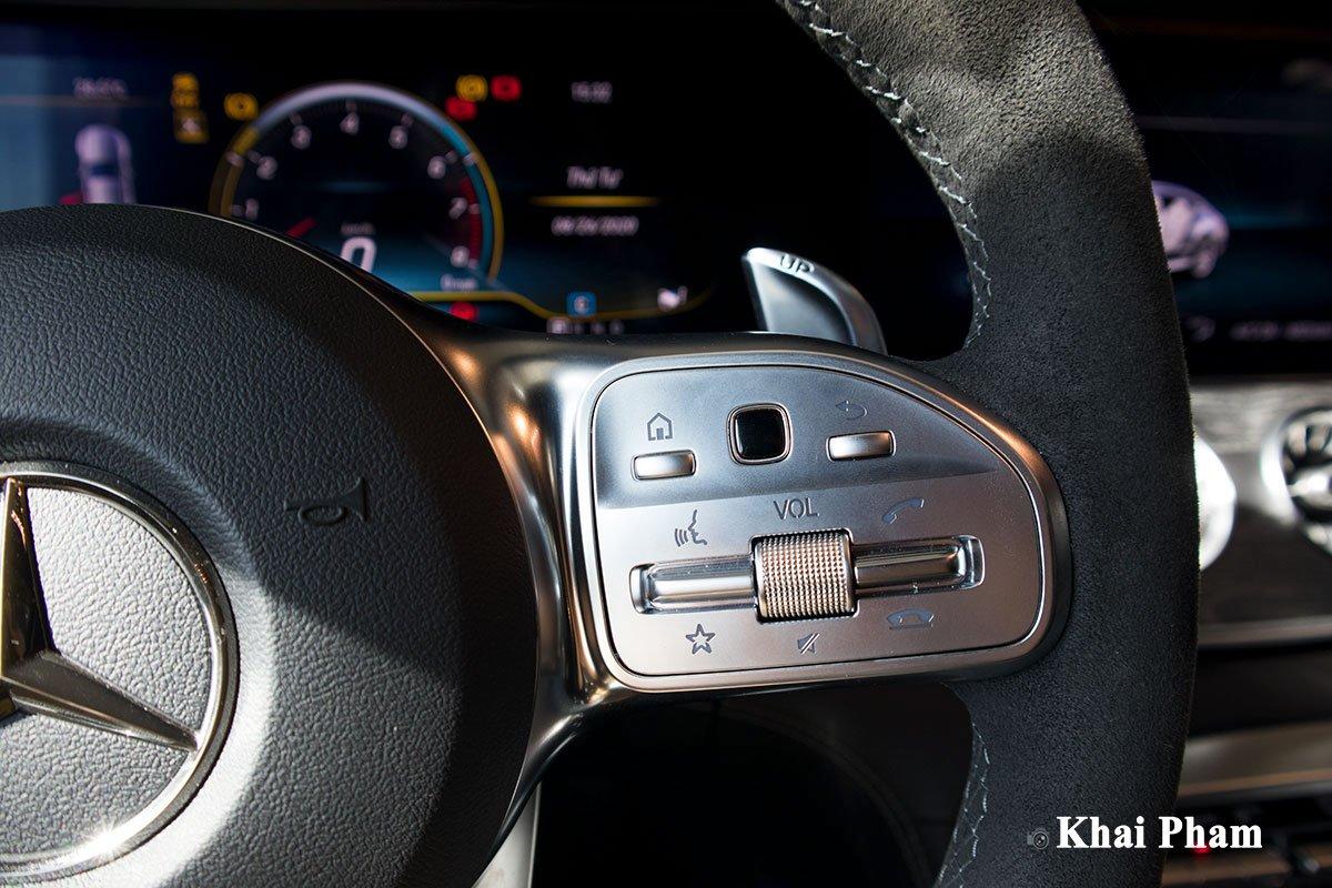 Ảnh nút bấm xe Mercedes-AMG GT53 2020 1q