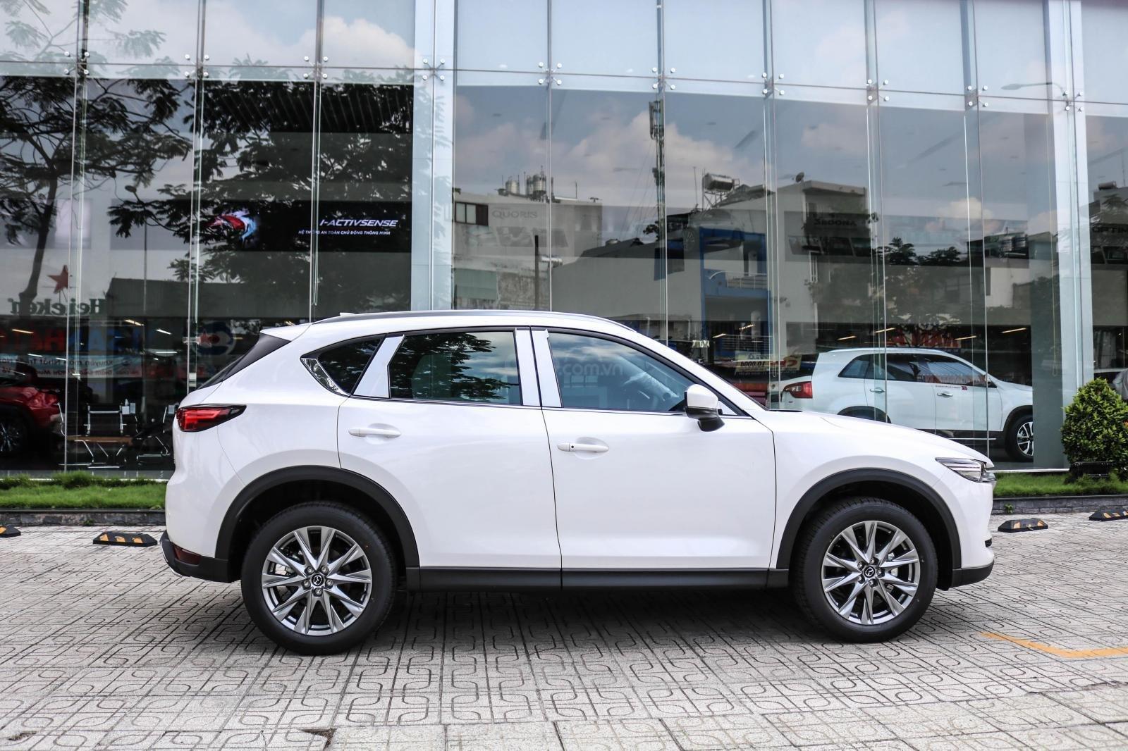 [TPHCM] New Mazda CX5 - ưu đãi hơn 60tr - hổ trợ bảo hiểm thân vỏ và phụ kiện - Chỉ 275tr (3)