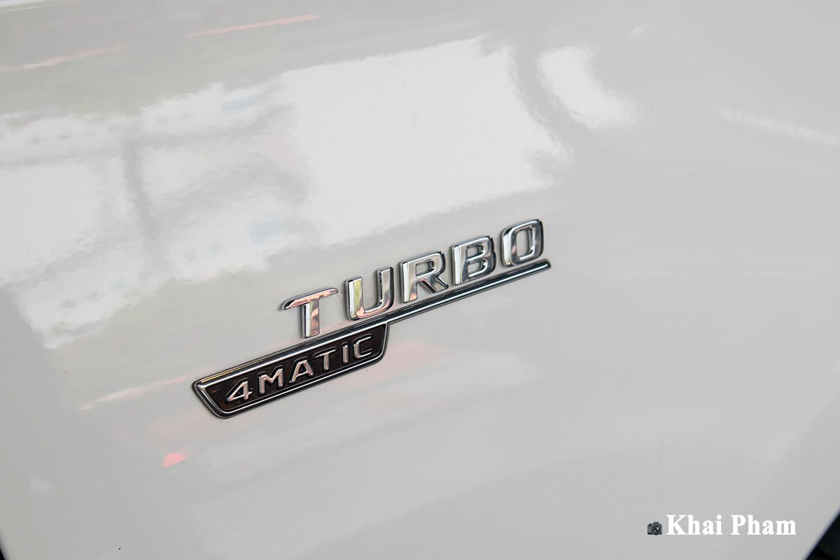 Ảnh Turbo Matic xe Mercedes-Benz A35 AMG 2020