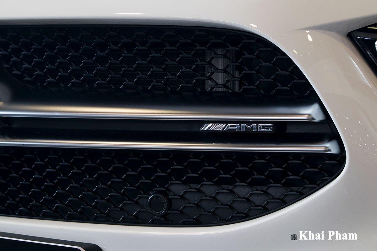 Ảnh Logo AMG xe Mercedes-Benz A35 AMG 2020