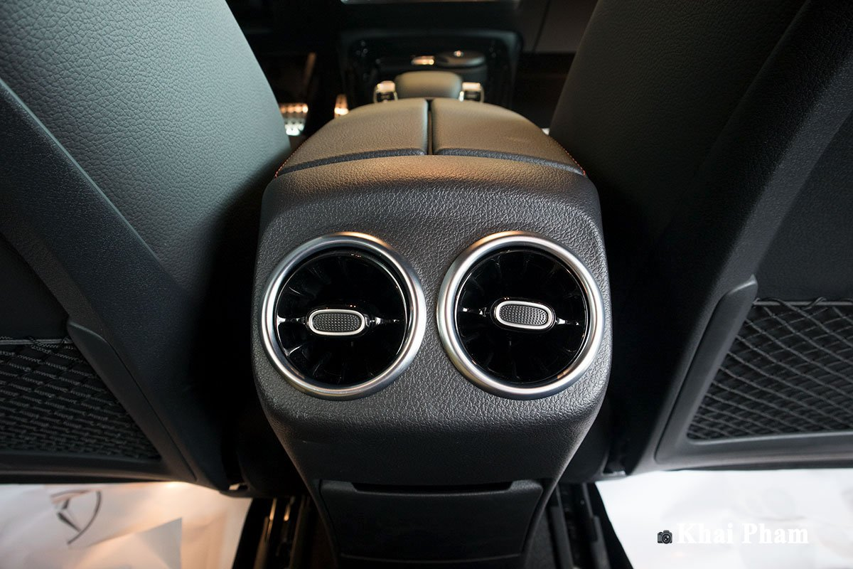 Ảnh Cửa gió điều hòa xe Mercedes-Benz A35 AMG 2020