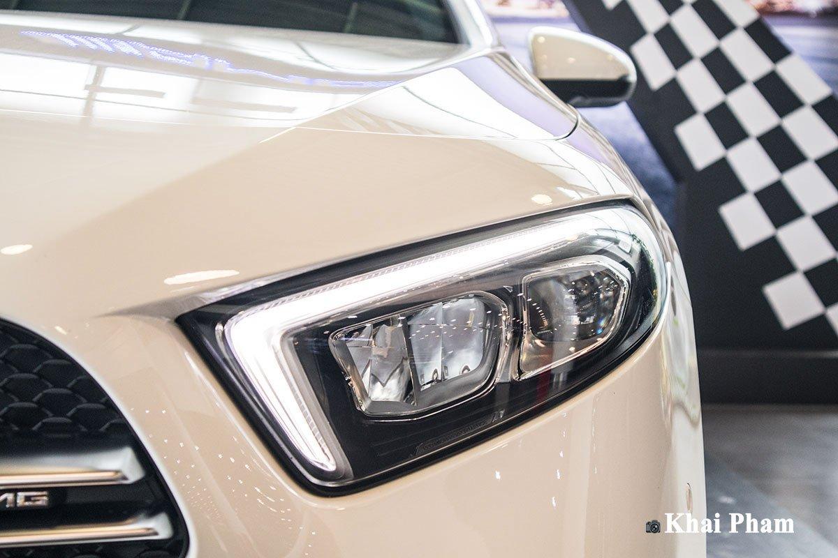 Ảnh Đèn pha xe Mercedes-Benz A35 AMG 2020 phải
