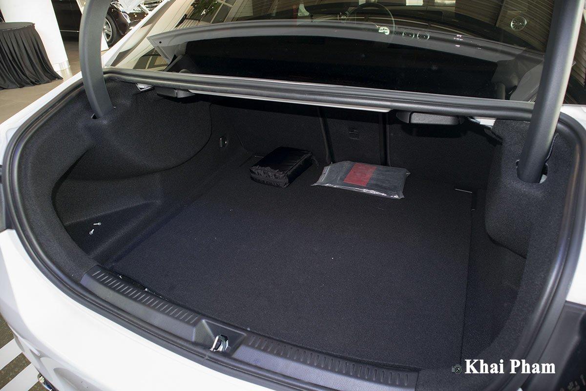 Ảnh Khoang hành lý xe Mercedes-Benz A35 AMG 2020