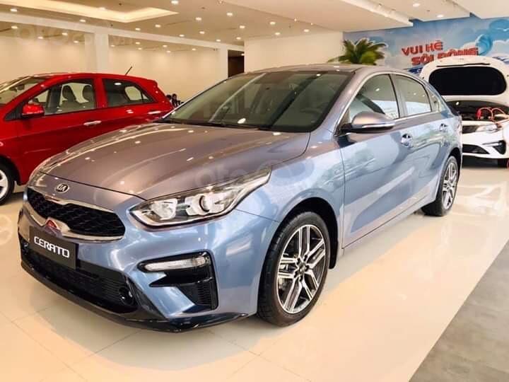 Xe Kia Cerato 1.6 AT Luxury 2020 - 619 triệu (1)
