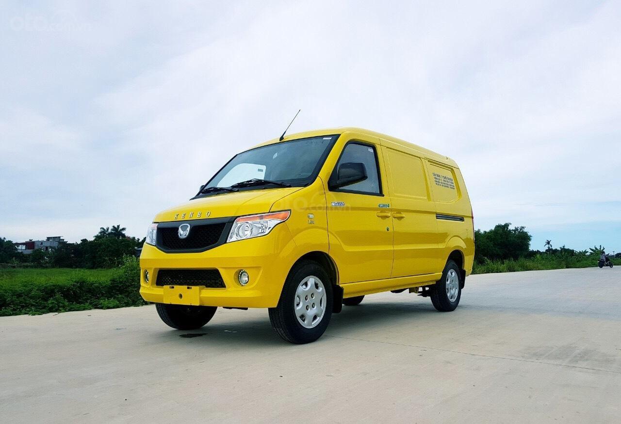 Bán xe van Kenbo 2 chỗ và 5 chỗ tại Hải Dương (3)