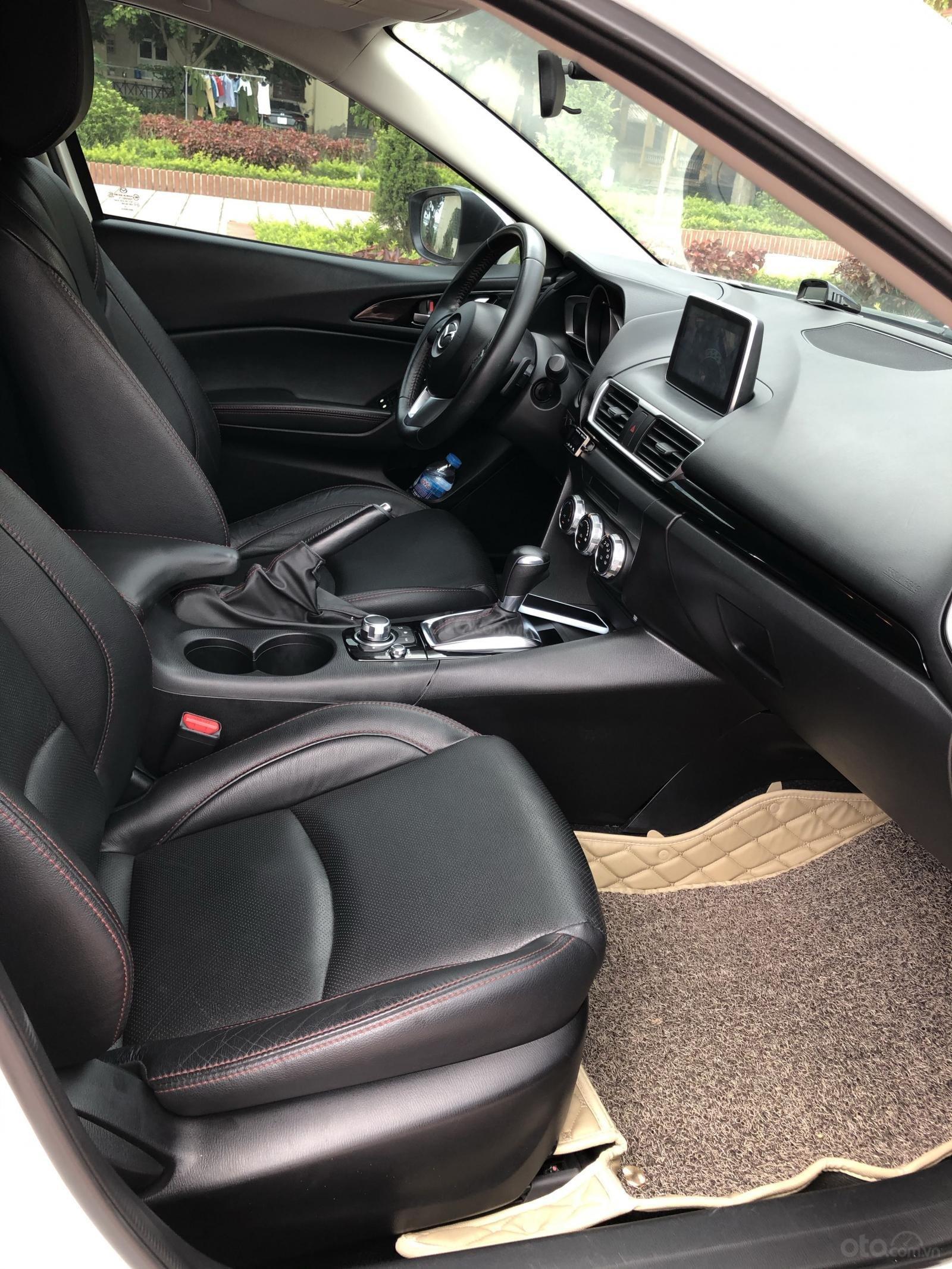 Cần bán Mazda 3 đời 2015, màu trắng, xe gia đình giá tốt 510 triệu đồng (6)