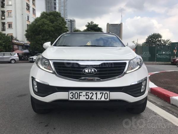 Bán xe Kia Sportage sx 2013, xe nhập khẩu (14)