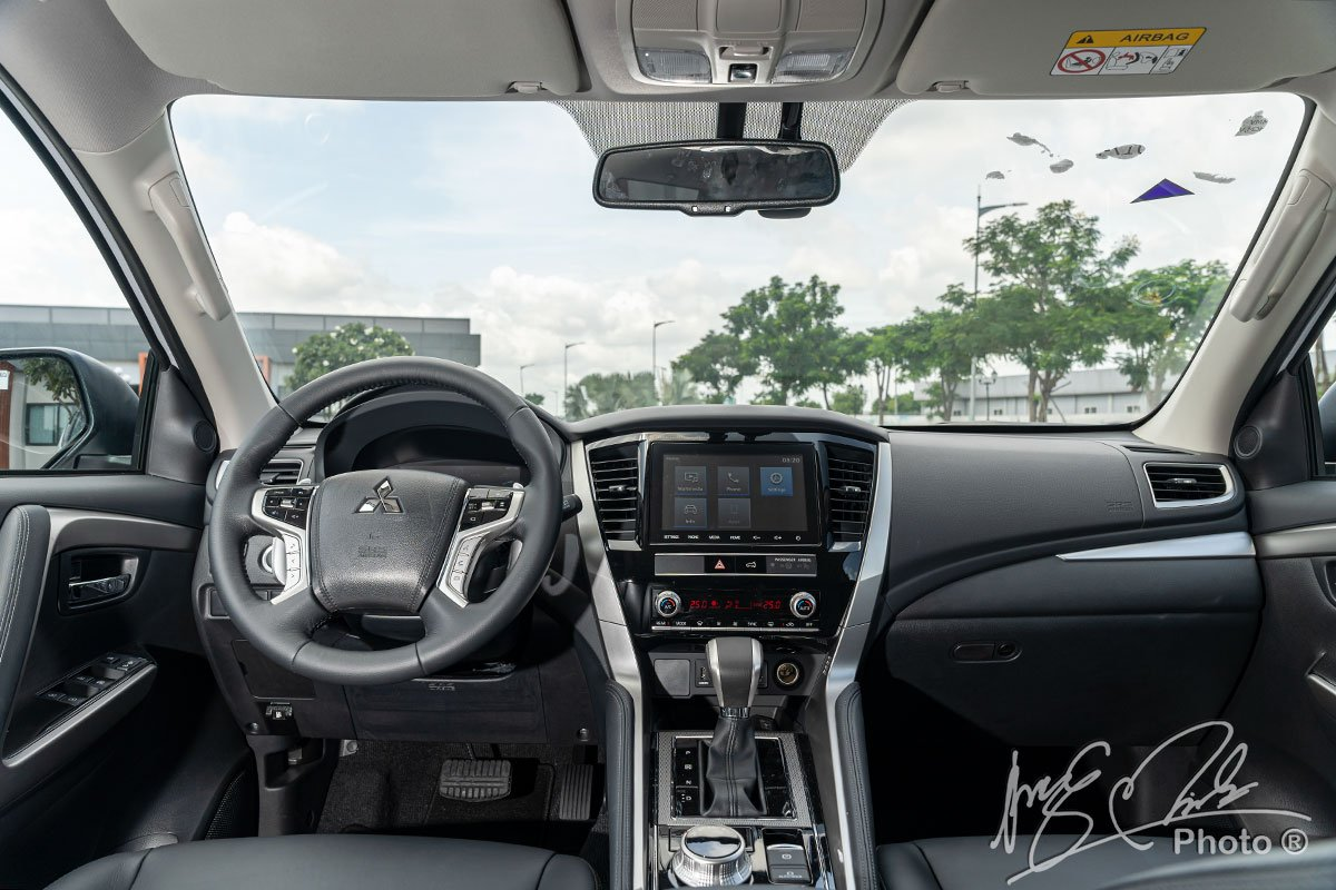 Giá lăn bánh Mitsubishi Pajero Sport 2021 mới nhất - Ảnh 1.