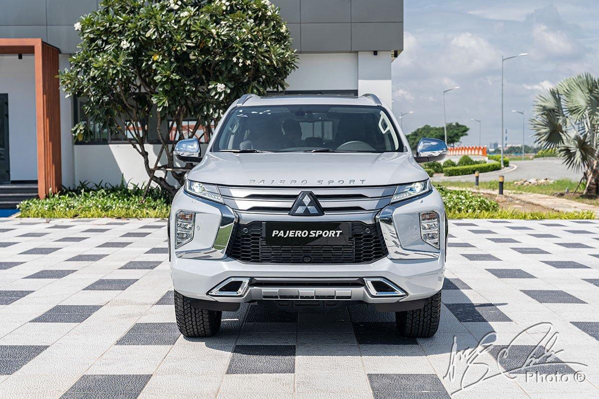 Giá lăn bánh Mitsubishi Pajero Sport 2021 mới nhất.