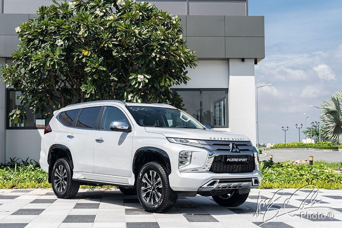 Mitsubishi Pajero Sport 2020 mới ra mắt Việt Nam 1