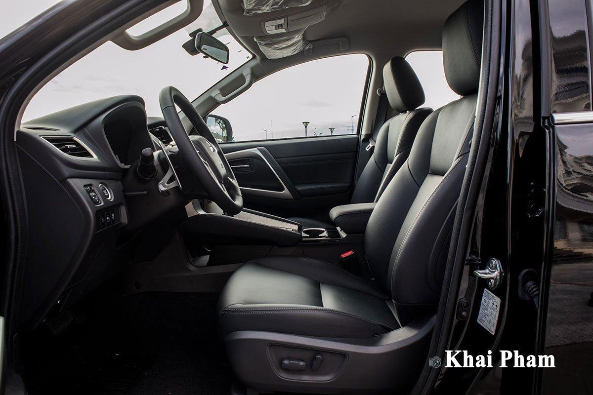Ảnh Ghế lái xe Mitsubishi Pajero Sport 2020
