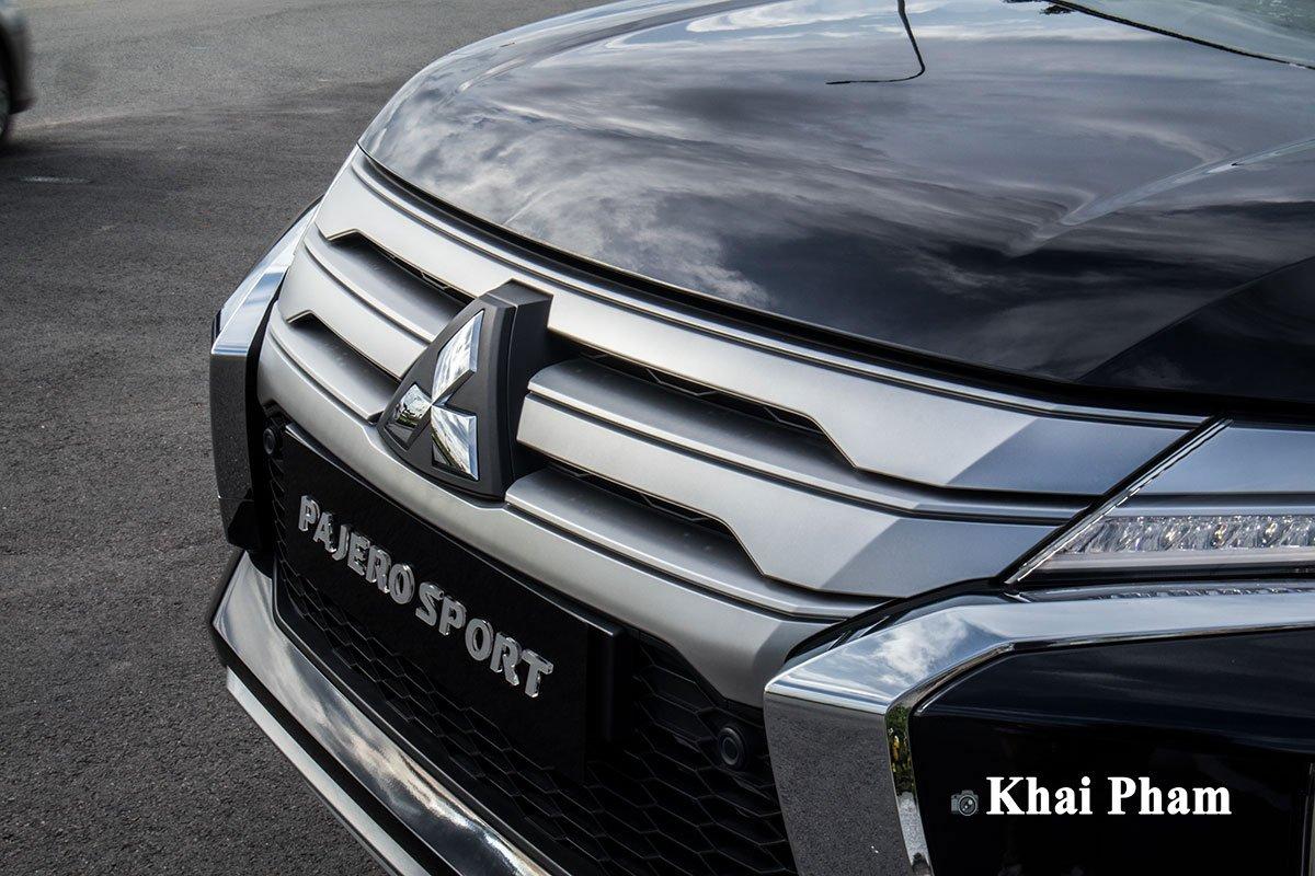 Ảnh Lưới tản nhiệt xe Mitsubishi Pajero Sport 2020