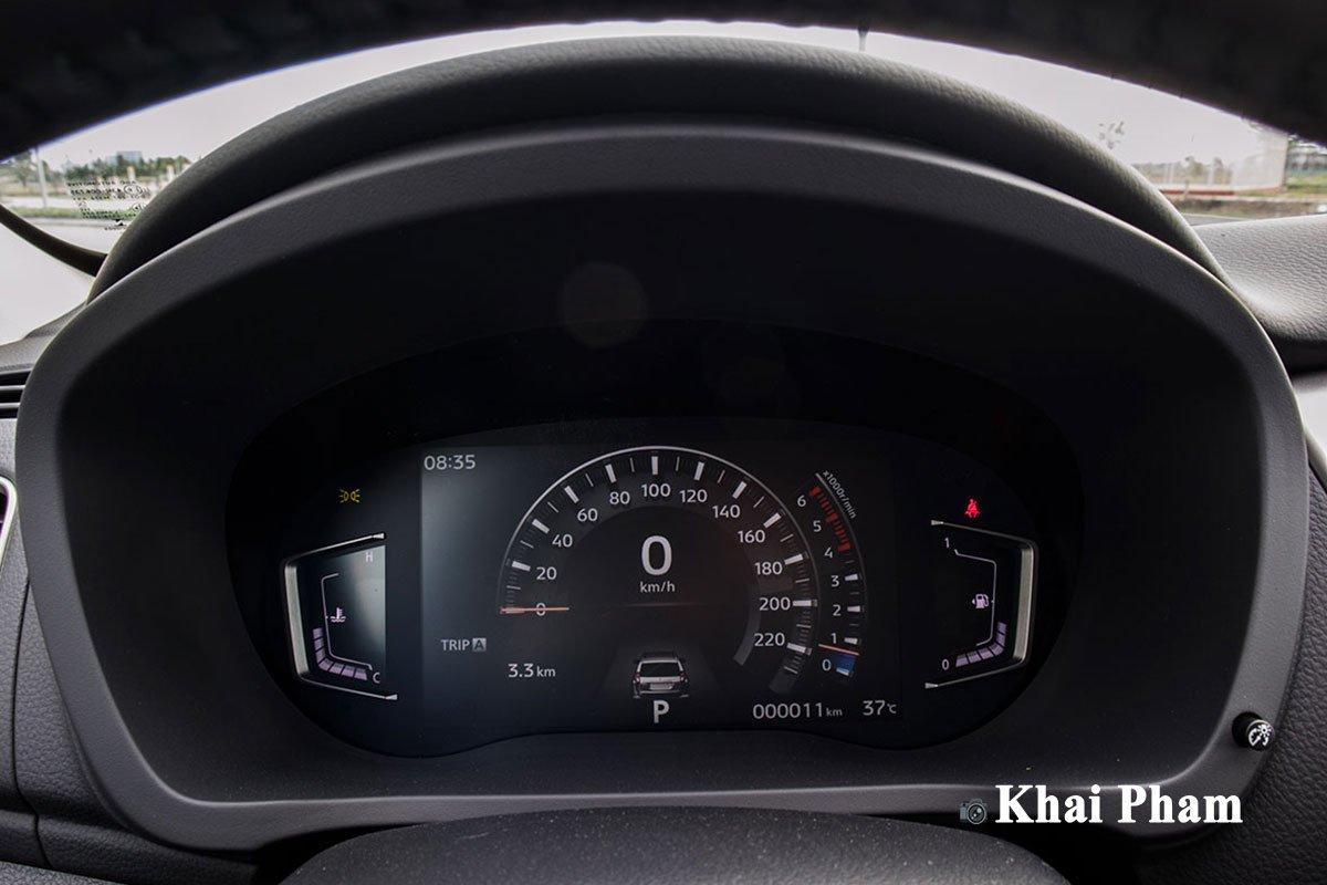 Ảnh Đồng hồ xe Mitsubishi Pajero Sport 2020