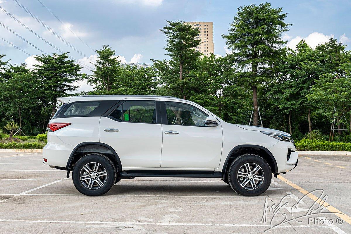 Toyota Fortuner 2020.