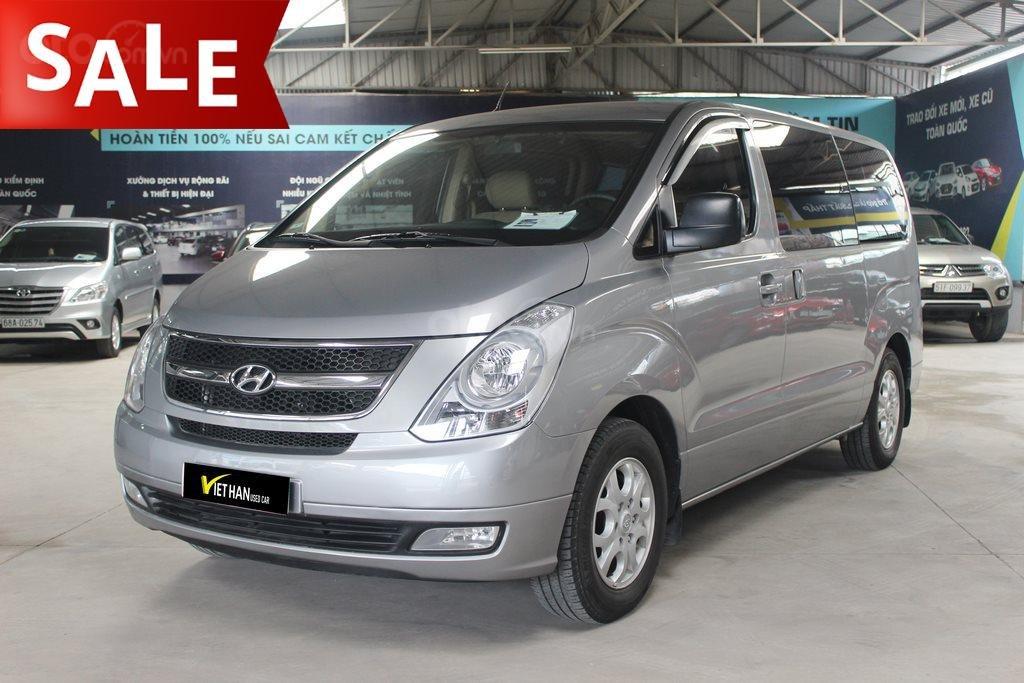 Hyundai Starex 2.5MT 2015, có kiểm định chất lượng (1)