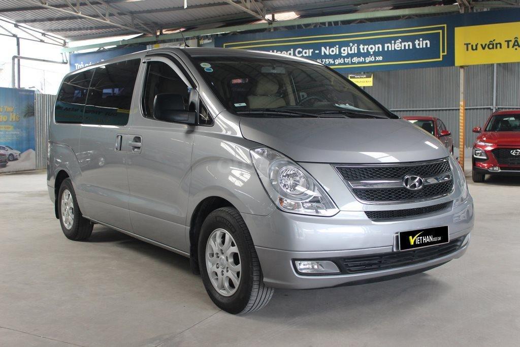 Hyundai Starex 2.5MT 2015, có kiểm định chất lượng (2)