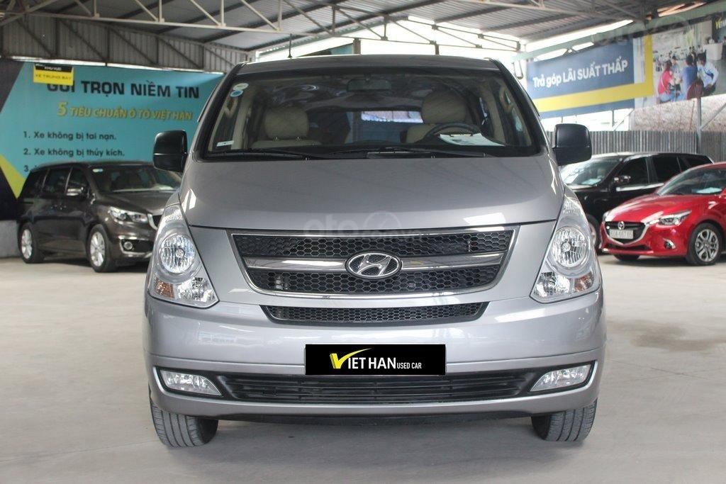 Hyundai Starex 2.5MT 2015, có kiểm định chất lượng (3)