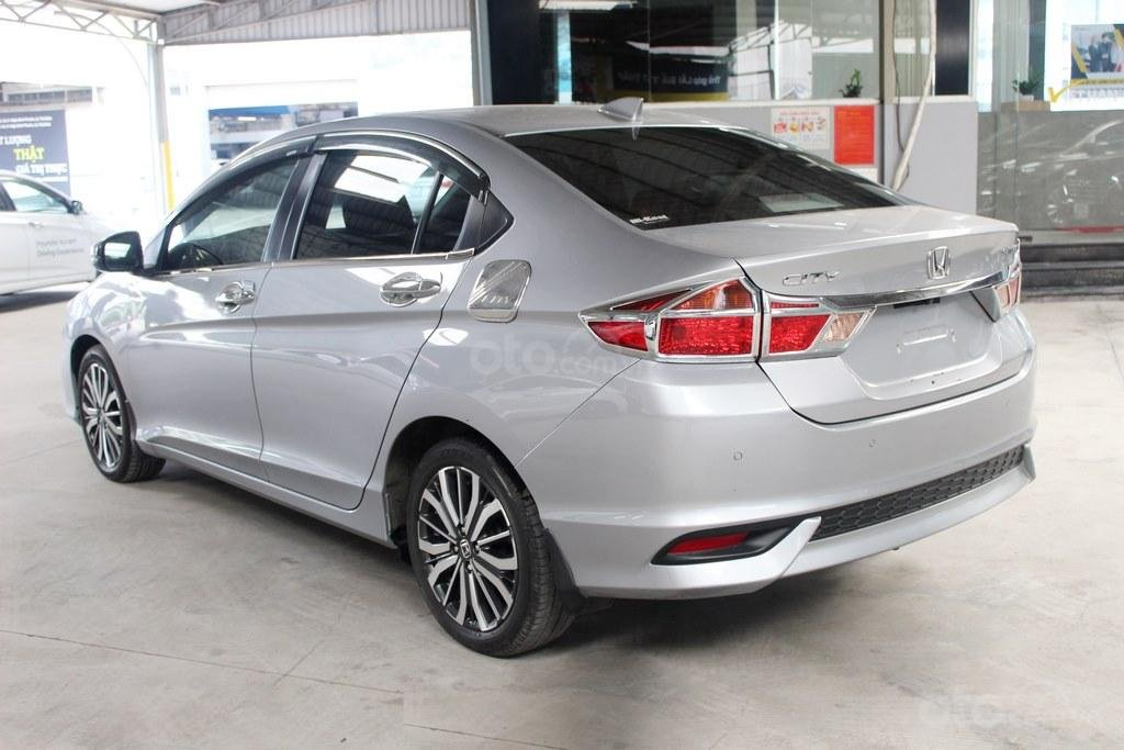 Honda City top 1.5AT 2018, màu bạc (6)