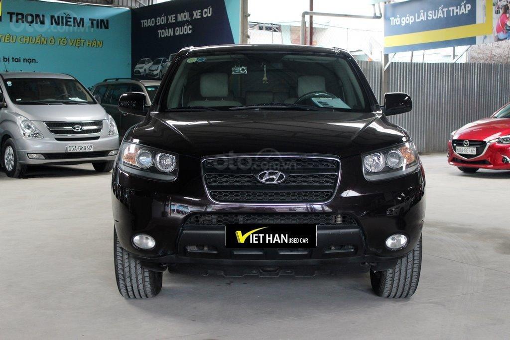 Hyundai Santa Fe TC 2.7AT 4WD 2007, xe nhập nguyên chiếc Hàn Quốc (3)