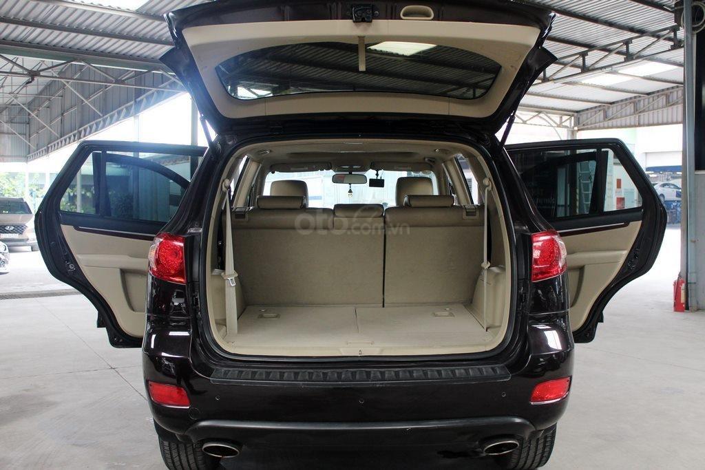 Hyundai Santa Fe TC 2.7AT 4WD 2007, xe nhập nguyên chiếc Hàn Quốc (5)