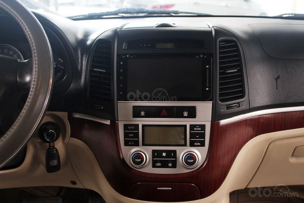 Hyundai Santa Fe TC 2.7AT 4WD 2007, xe nhập nguyên chiếc Hàn Quốc (11)