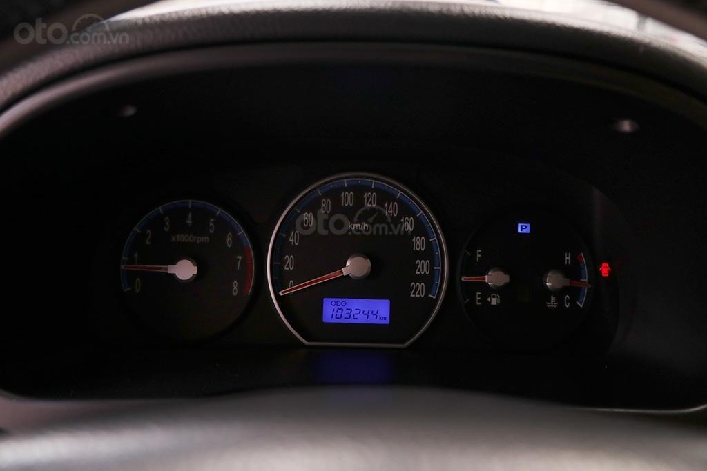 Hyundai Santa Fe TC 2.7AT 4WD 2007, xe nhập nguyên chiếc Hàn Quốc (12)
