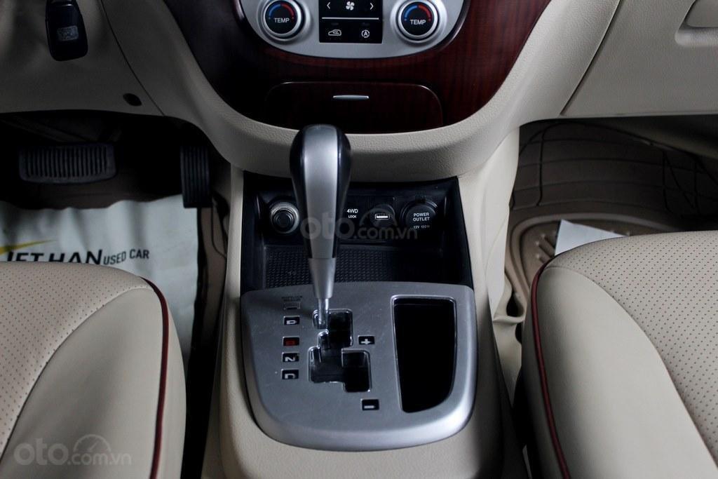 Hyundai Santa Fe TC 2.7AT 4WD 2007, xe nhập nguyên chiếc Hàn Quốc (14)