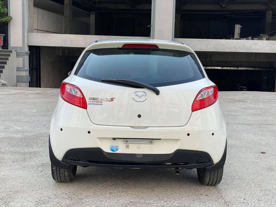 Cần bán xe Mazda 2S đời 2013, màu trắng (3)