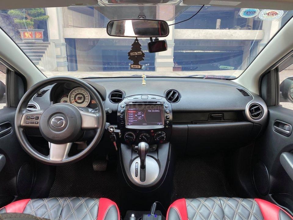 Cần bán xe Mazda 2S đời 2013, màu trắng (5)