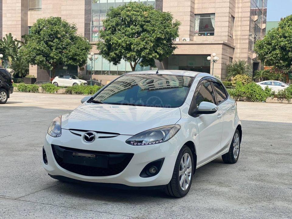 Cần bán xe Mazda 2S đời 2013, màu trắng (4)