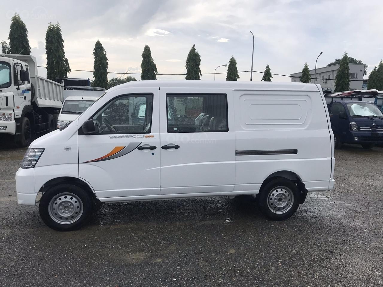 Bán xe tải Van chạy phố không cần giấy phép (2)