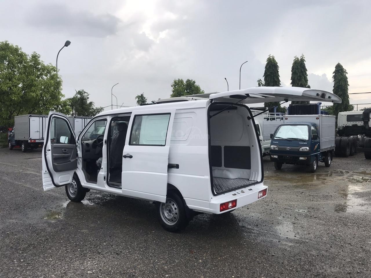Bán xe tải Van chạy phố không cần giấy phép (3)