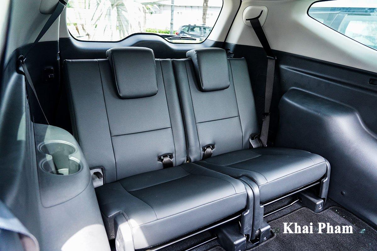 Ảnh Ghế 3 xe Mitsubishi Pajero Sport 2020