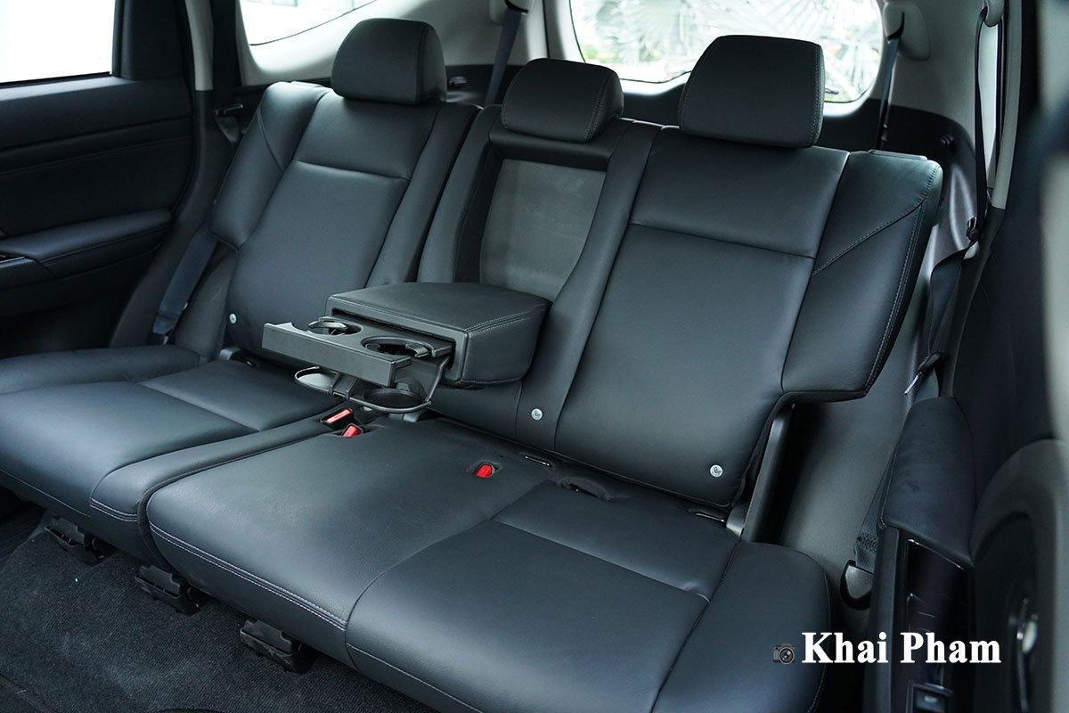 Ảnh Ghế 2 xe Mitsubishi Pajero Sport 2020