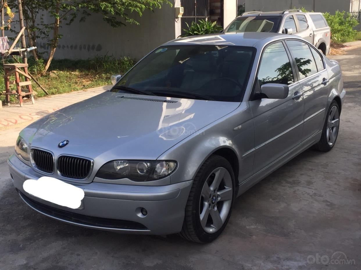 Chính chủ bán cần bán chiếc BMW 325i, đời 2004, giá chỉ 285tr (8)