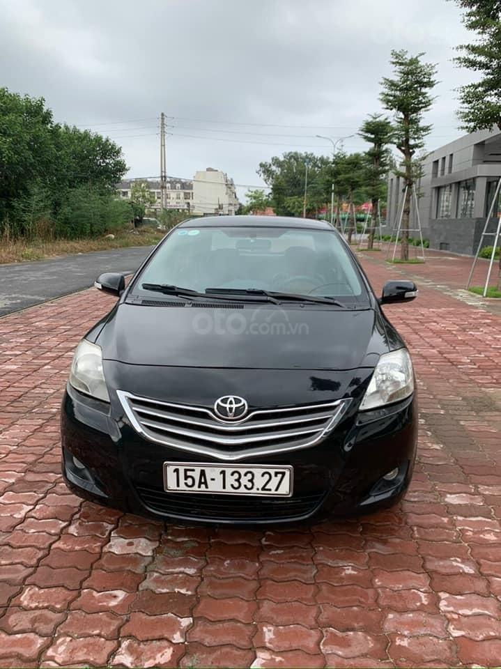 Bán xe Toyota Vios 2008 tư nhân sử dụng (2)