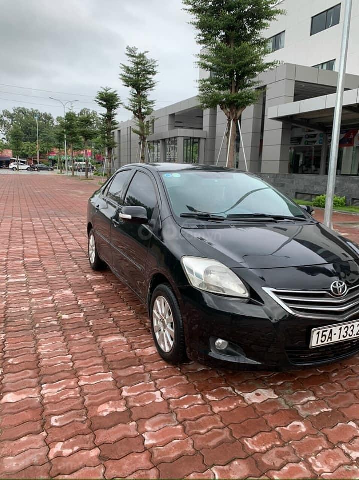 Bán xe Toyota Vios 2008 tư nhân sử dụng (1)