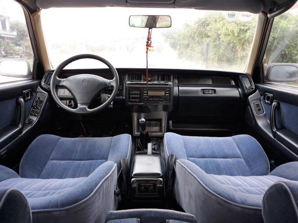 Bán Toyota Crown sản xuất năm 1994, màu đen, nhập khẩu nguyên chiếc chính chủ, giá tốt (3)
