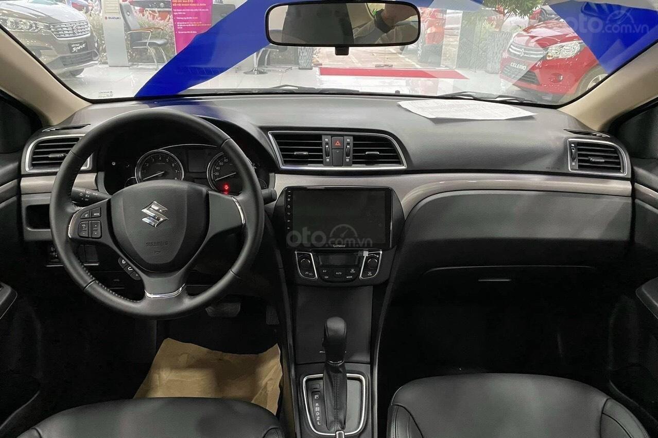 Không gian nội thất xe Suzuki Ciaz 2020 1